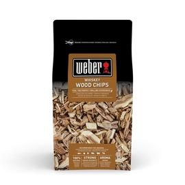 Weber Whiskey Smoking Wood Chips 0.7kg