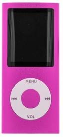 Setty MP4 Music Player LCD w/ MicroSD Slot Pink