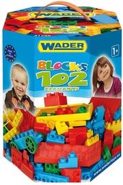 Wader Blocks In The Box 102pcs 41290
