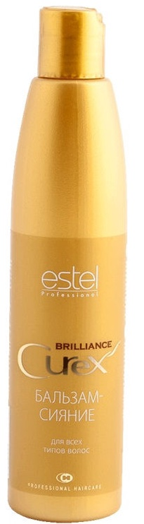Estel Curex Brilliance Hair Gloss Balm 250ml