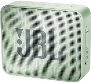 Belaidė kolonėlė JBL GO 2 Bluetooth Speaker Seafoam Mint