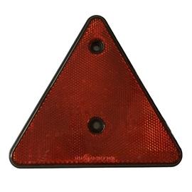 Helkur Autoserio 267612, punane kolmnurk, 2tk