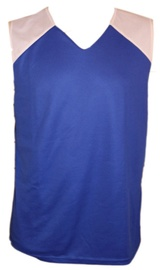Bars Mens Basketball Shirt Blue/White 179 XL