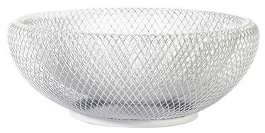 Home4you Fruit Basket Wiru Fat White