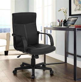 SN Office Chair Tevita Black
