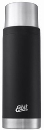 Esbit Sculptor Vacuum Flask 1.0L Black