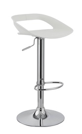 Baro kėdė H61, balta