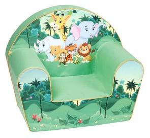 Bērnu krēsls Delta Trade DT8, zaļa, 320 mm x 520 mm