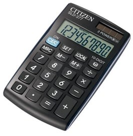Citizen Calculator SLD-377 Euro