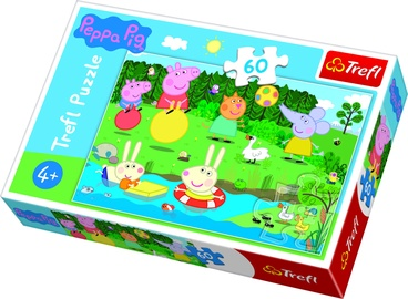 Trefl Peppa Pig Holiday Fun Puzzle 60pcs 17326