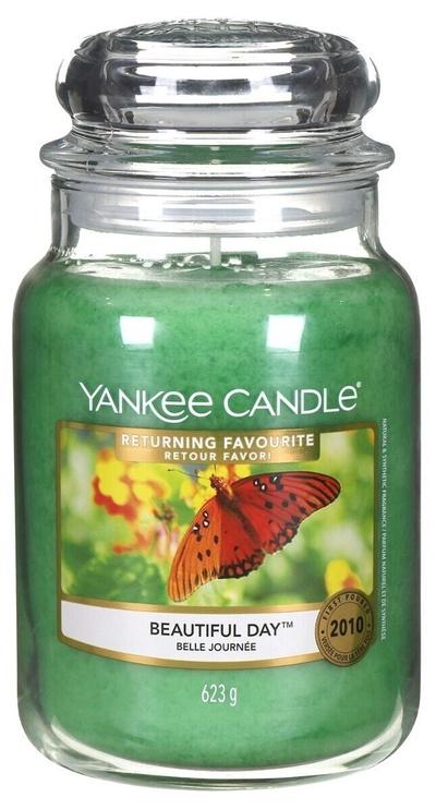 Свеча Yankee Candle Classic Large Jar Beautiful Day 623g