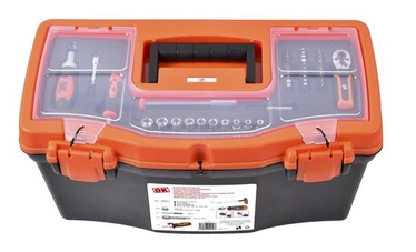 45PC STUBBY TOOL BOX SET