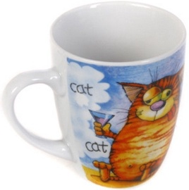 Banquet Funny Cat Mug 310ml
