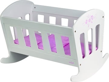 Woodyland White Cradle Trendy 02191327