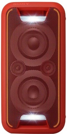 Belaidė kolonėlė Sony GTK-XB5 Red
