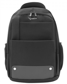 Рюкзак Sbox Nebraska NSE-922, черный, 15.6″