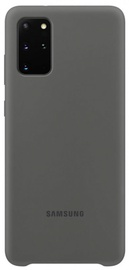 Samsung Silicone Back Case For Samsung Galaxy S20 Plus Grey