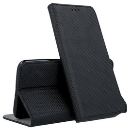 Mocco Smart Magnet Book Case For Samsung Galaxy S10 Black