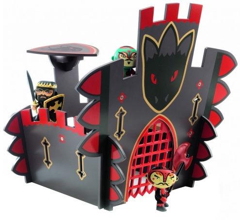 Djeco Arty Toy Ze Dragon Castle DJ06722