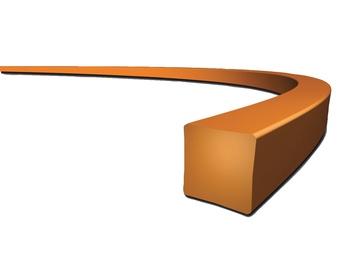 Леска для газонокосилки Makita E-02808, 2.4 мм, 15 м
