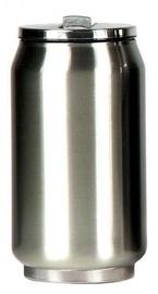 Yoko Design Isotherm Tin Can Shiny Silver S