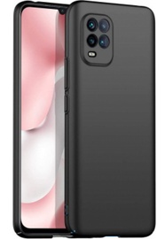 Чехол Mocco Liquid Silicone Soft Back Case for Xiaomi Mi 10 Lite, черный