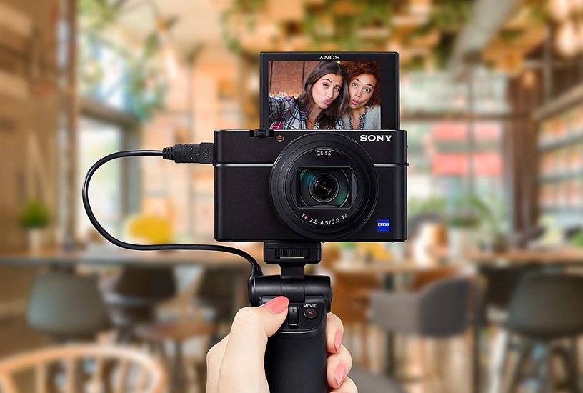 Digifotoaparaat Sony DSC-RX100 VI