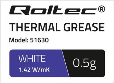 Qoltec Thermal Grease 1.42 W/m-K 0.5g