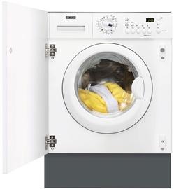 Įmontuojama skalbimo mašina Zanussi ZWI 71201WA