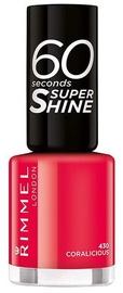 Rimmel London 60 Seconds Super Shine 8ml Nail Polish 430