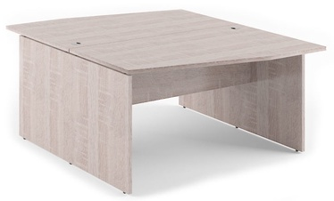 Skyland Xten X2CT 169.1 Double Table Sonoma Oak