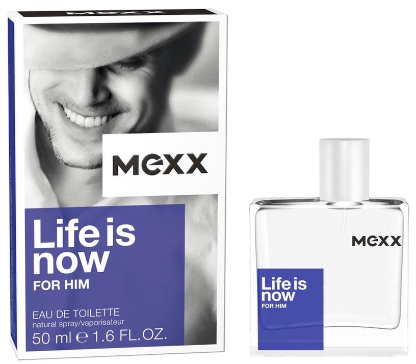 Mexx Life is Now Man 50ml EDT