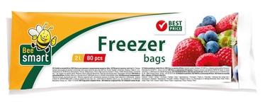 Šaldymo maišeliai Bee Smart, 2 l, 80 vnt.