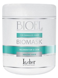 Kaukė plaukams Lecher Bioel Hair Biomask, 1000 ml