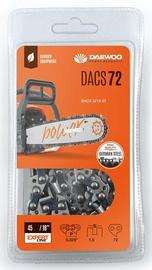 "Цепь бензопилы Daewoo DACS 72, 0.325"""