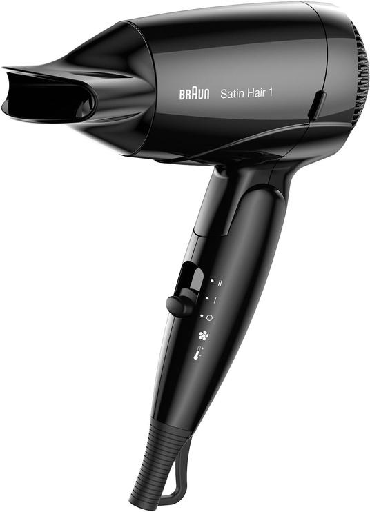 Plaukų džiovintuvas Braun Satin Hair 3 Style&Go HD130