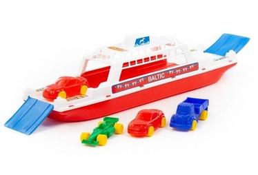 Vannas rotaļlieta Toy Steam With Cars