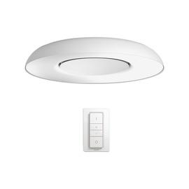 Išmanusis lubinis šviestuvas Philips LED Hue Still, 32W, 2200-6500K, 2400lm, DIM, RC