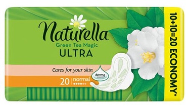 Naturella Green Tea Pads 20pcs