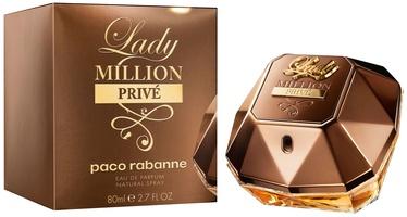 Parfüümvesi Paco Rabanne Lady Million Prive 80ml EDP
