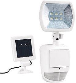 Duracell Solar LED Security Light with Sensor