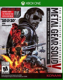 Metal Gear Solid V: The Definitive Experience Xbox One