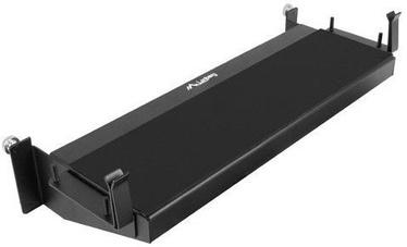 Lanberg Fixed Shelf 19'' Grey PM-PP01-B