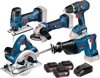 Bosch 5 Cordless Tool Set 0615990G8E