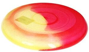 Lidojošais šķīvis Flying Plate 27cm Yellow/Red