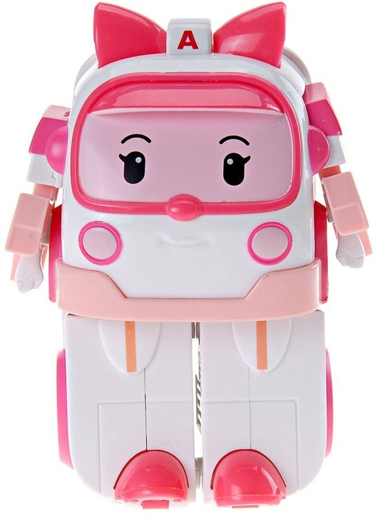 Silverlit Robocar Poli Amber Transforming Robot 83172