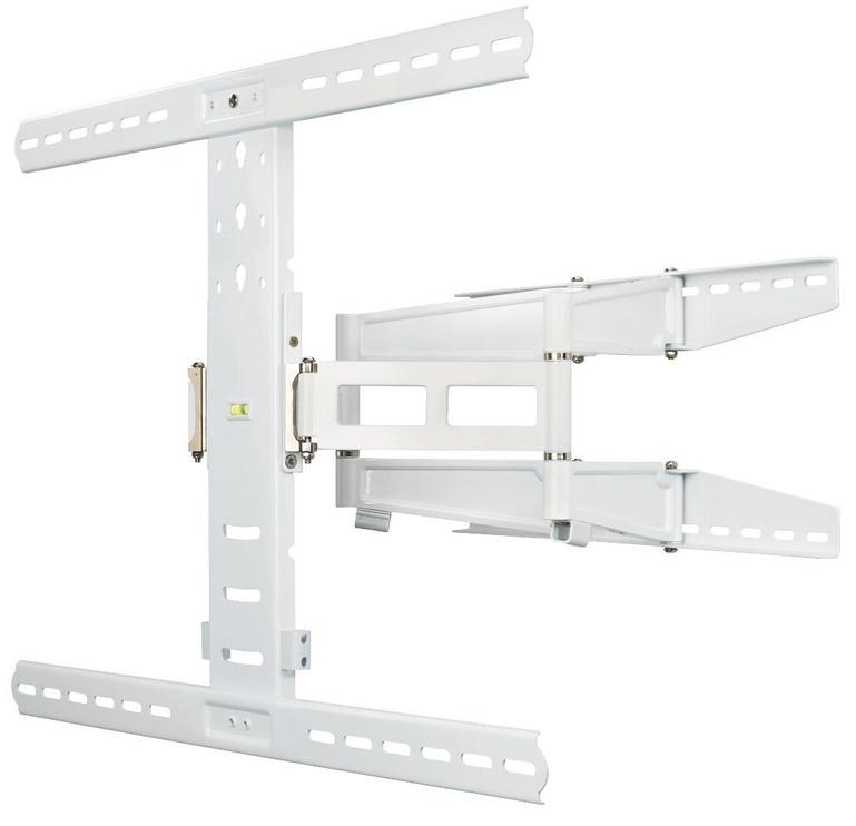Hama Ultraslim Fullmotion TV Wall Bracket 37-70'' White
