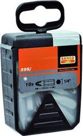 Bahco TORX T20 25mm Screwdriver Bit Set 30pcs