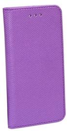Mocco Smart Look Magnet Book Case For Huawei P20 Violet
