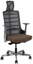 Biuro kėdė Home4you Spinelly Brown/Grey